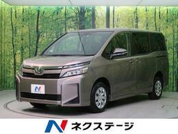 トヨタ ヴォクシー 2.0 X 4WD 衝突軽減装置 両側電動ドア 社外ナビ