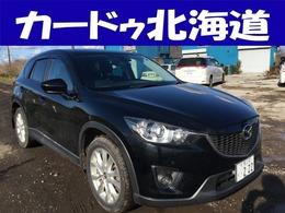 マツダ CX-5 2.2 XD Lパッケージ ディーゼルターボ 4WD マスク100枚贈呈・地デジ・夏冬タイヤ
