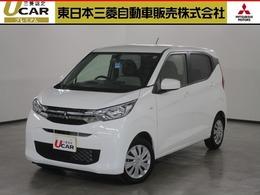 三菱 eKワゴン 660 M サイド&カーテンエアバック 禁煙車