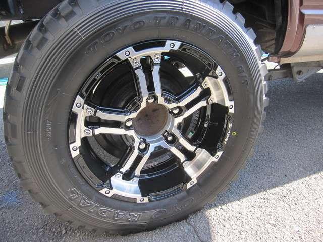 新品デイトナFD-Xホイル・タイヤ