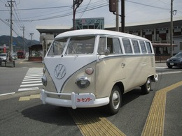 フォルクスワーゲン タイプII 1966 VW TYPE-2 DELUXE 13WINDOW DX 13ウイドウ