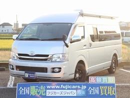 トヨタ ハイエースバン ロータスRV イーライズ ツインサブ インバーター FFヒーター