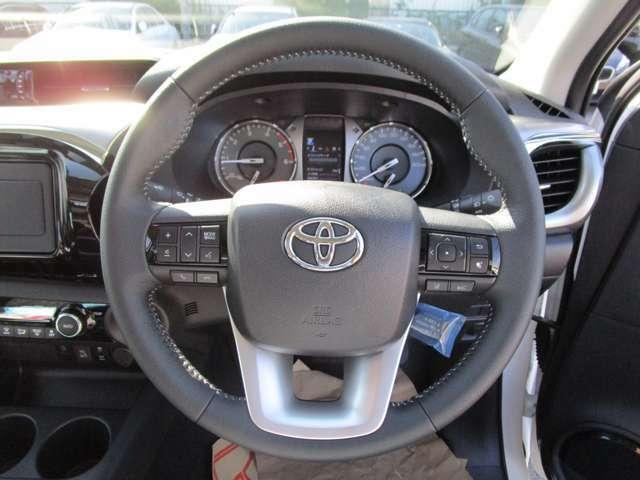 4WDの安定性を体感ください!
