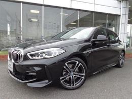 BMW 1シリーズ 118i Mスポーツ DCT 18AWコンフォートPサポデモカ-認定中古車