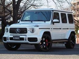 メルセデスAMG Gクラス G63 4WD レザーエクスクルーシブPKGーユーザ買取