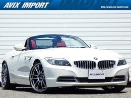 BMW Z4 sドライブ 35i 右H 赤革TV PDCカ-ボンステア エンケイ20AW