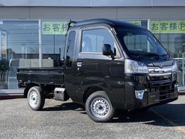 ダイハツ ハイゼットトラック 660 ジャンボ SAIIIt 3方開 4WD 届出済未使用車 ジャンボ