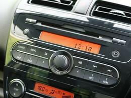☆純正CDオーディオ☆最新のナビやセキュリティーにドラレコ、スピーカー等様々なオプションも取り揃えております!お車と同時購入でお買い得!ローンに組み込むこともできますよ♪
