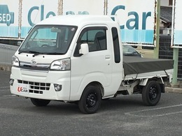 ダイハツ ハイゼットトラック 660 ジャンボ 3方開 4WD CD ラジオ ABS フォグライト キーレス