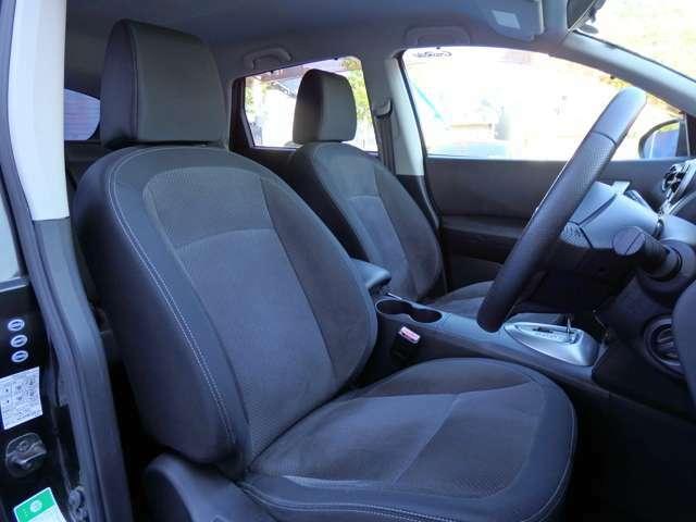 運転席からの視界も高く男性の方だけではなく女性の方も運転のしやすい1台です(^^)/