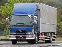 UDトラックス コンドル 7.3t 増トン アルミウイング 内寸-長722x幅222x高228