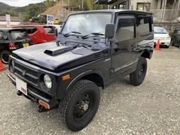 スズキ ジムニー 660 ワイルドウインド リミテッド 4WD 修復無 CD