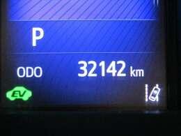 走行距離はおよそ32,000kmです。