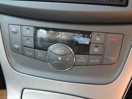 室内温度も自動で調整!車内空間を快適にお過ごしいただけます♪