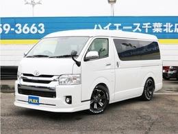 トヨタ ハイエース 2.7 GL ロング ミドルルーフ 内装アレンジ Ver1