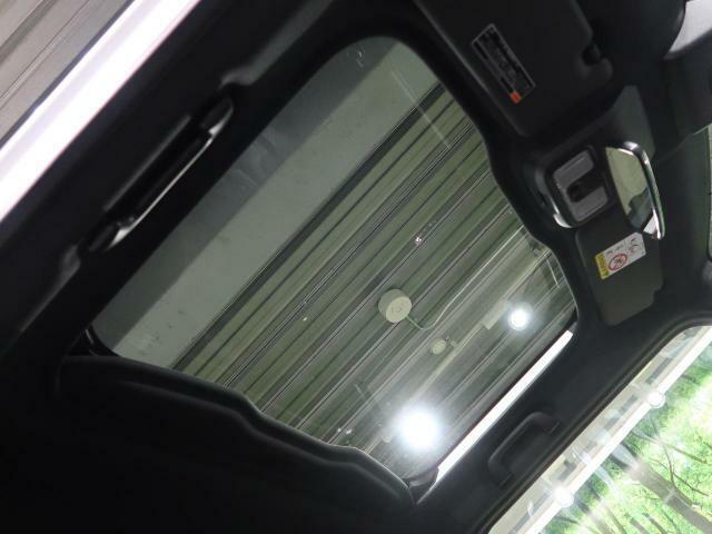 【スカイフィールトップ】☆車内には解放感が溢れ、太陽の穏やかな光が差し込みます☆