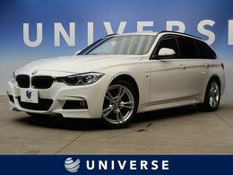 BMW 3シリーズツーリング 320i xドライブ Mスポーツ 4WD レーンチェンジウォーニング 純正ナビ