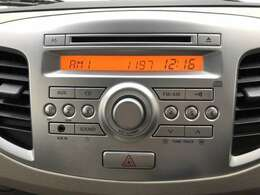 CDオーディオ搭載★ 音楽を聴きながら楽しくドライブしましょう!!