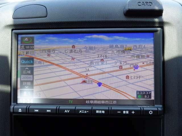 日産純正メモリーナビ(MJ119D)装備、4ヶ国語の音声案内やBluetoothでスマホアプリと連動対応、快適な画面操作と高音質なオーディオ再生。しかも初回車検まで3回地図更新が無料です。