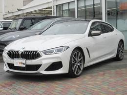 BMW 8シリーズグランクーペ M850i xドライブ 4WD パノラマガラスルーフ 20インチAW
