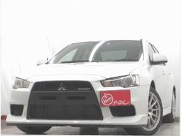三菱 ランサーエボリューション 2.0 GSR X 4WD モンスタ-360SPECハイパフォ-マンスPKG禁煙