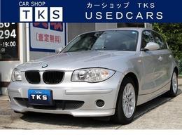 BMW 1シリーズ 116i プッシュスタート ETC AW
