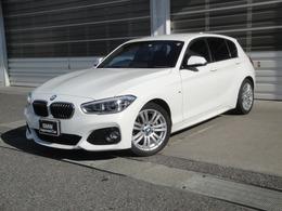 BMW 1シリーズ 118d Mスポーツ 下取り1オーナー