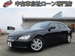 トヨタ マークX 2.5 250G DVDナビ 自社 ローン
