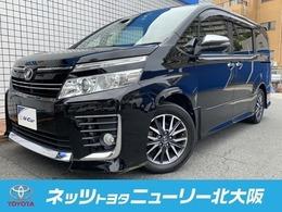 トヨタ ヴォクシー 2.0 ZS 煌 8人乗・ 両パワスラ・ 後席TV・純正SDナビ