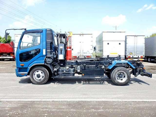 車両総重量7995kg 最大積載量3550kg