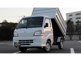 ダイハツ ハイゼットトラック 660 エアコン・パワステスペシャル 3方開 4WD 深箱ダンプ 全塗装済