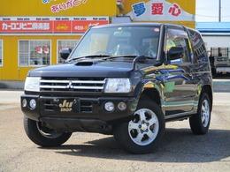 三菱 パジェロミニ 660 VR 4WD フルセグTV ナビ ETC キーレス