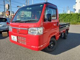 ホンダ アクティトラック 660 タウン スピリットカラースタイル 4WD