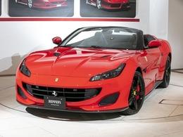 フェラーリ ポルトフィーノ F1 DCT ドライビングゾーンカーボン