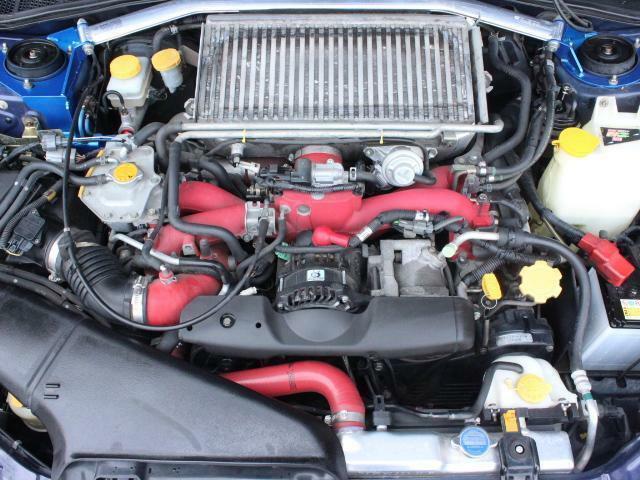 320馬力(カタログ値) 400台限定車!SARDメタルキャタライザー・アドバンスオルタネータで容量アップ!