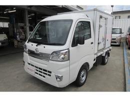 ダイハツ ハイゼットトラック 低温冷凍車・JC新品冷凍庫・中古冷凍機