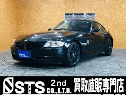 BMW Z4クーペ 3.0si 赤革シート シートヒーター クルコン
