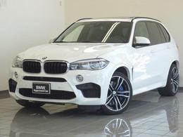 BMW X5 M 4.4 4WD セレクトパッケージ ブラックレザー