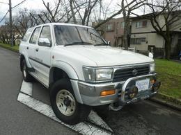 トヨタ ハイラックスサーフ 3.0 SSR-X ワイドボデー ディーゼルターボ 4WD