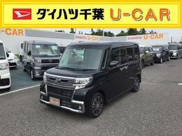 ダイハツ タント 660 カスタム RS トップエディション SAIII ナビ・ドラレコ・ETC・シ-トヒ-タ-・