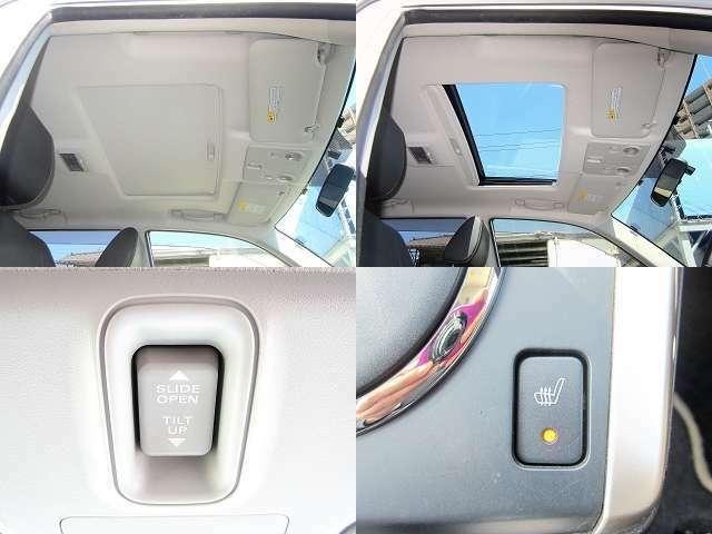 禁煙車!クラリオンメモリ-ナビフルセグ/CD/DVD再生/CD録音/Bluetooth/USB/4WD!横滑り!サンル-フ/HIDライト/純18AW/スマキ-/ETC/クルコン/専用シ-ト/シ-トヒ-タ-/オ-トAC/バイザ-/