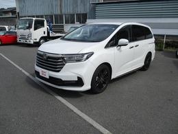 ホンダ オデッセイ 2.0 e:HEV アブソルート EX 試乗車/10インチナビ/Bカメラ