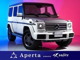 メルセデス・ベンツ Gクラス G550 ロング 4WD デジーノレザー白革サンルーフAMGアルミ