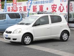 トヨタ ヴィッツ 1.3 F Lパッケージ 4WD 5速マニュアル キーレス CD