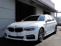 BMW 5シリーズツーリング 523i Mスポーツ 純正19インチAW パワーバックドア