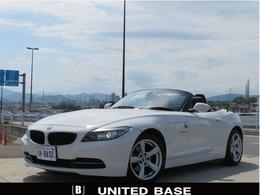 BMW Z4 sドライブ 23i ハイラインパッケージ 禁煙仕様 黒革 フルセグ LEDイカリング