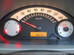 シンプルで見やすいホワイトメーター!走行少ない16000KM!