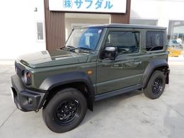 スズキ ジムニーシエラ 1.5 JL 4WD シートヒーター社外マフラー冬タイヤ積込