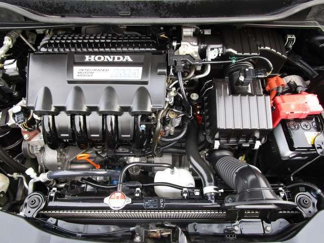 ☆エンジンルームは車のために過剰な清掃はしておりませんので安心です☆
