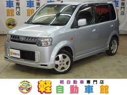 日産 オッティ 660 RX FOUR 4WD ターボ ABS